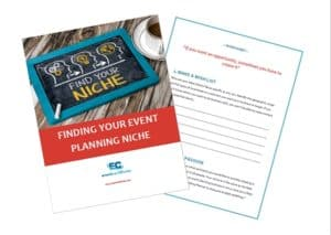 How to market an event planning business