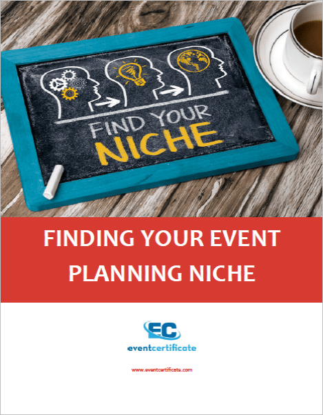 finding your event planning niche
