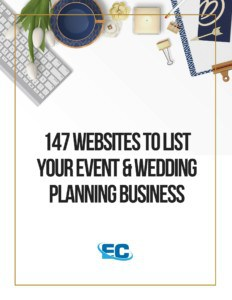 event planning business download