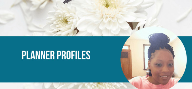 Planner Profiles: Kearston Dunn