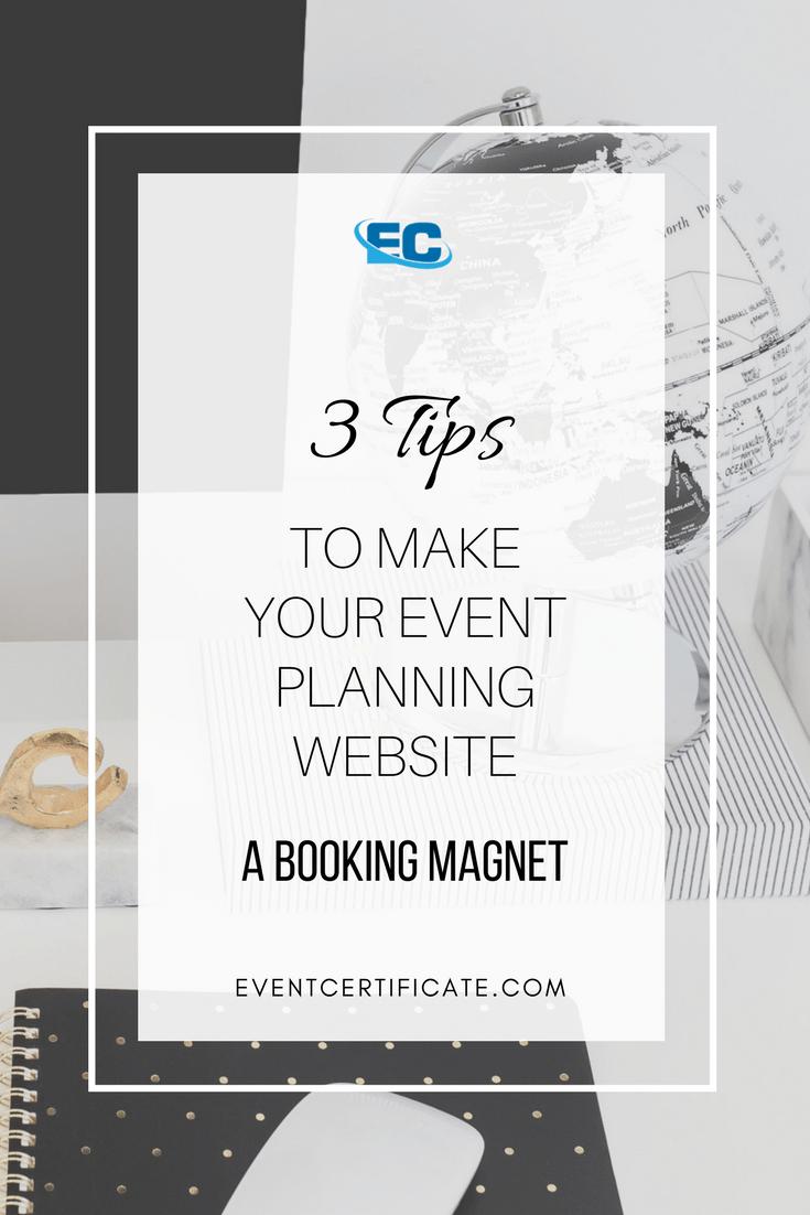 website booking magnet pinterest