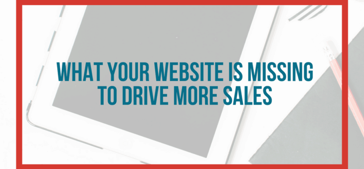 What your website is missing to get more clients