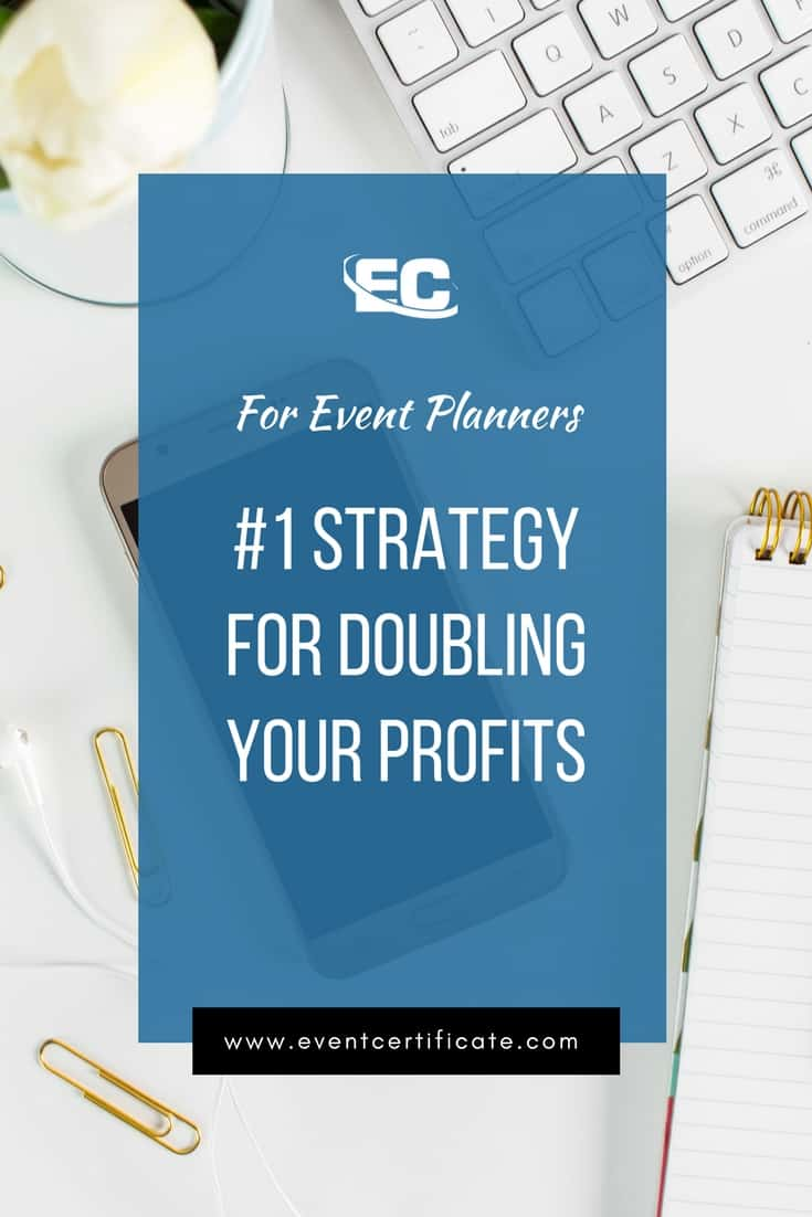 doubling your profits