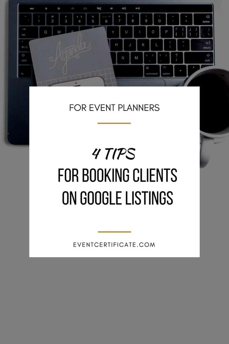 google business list pinterest
