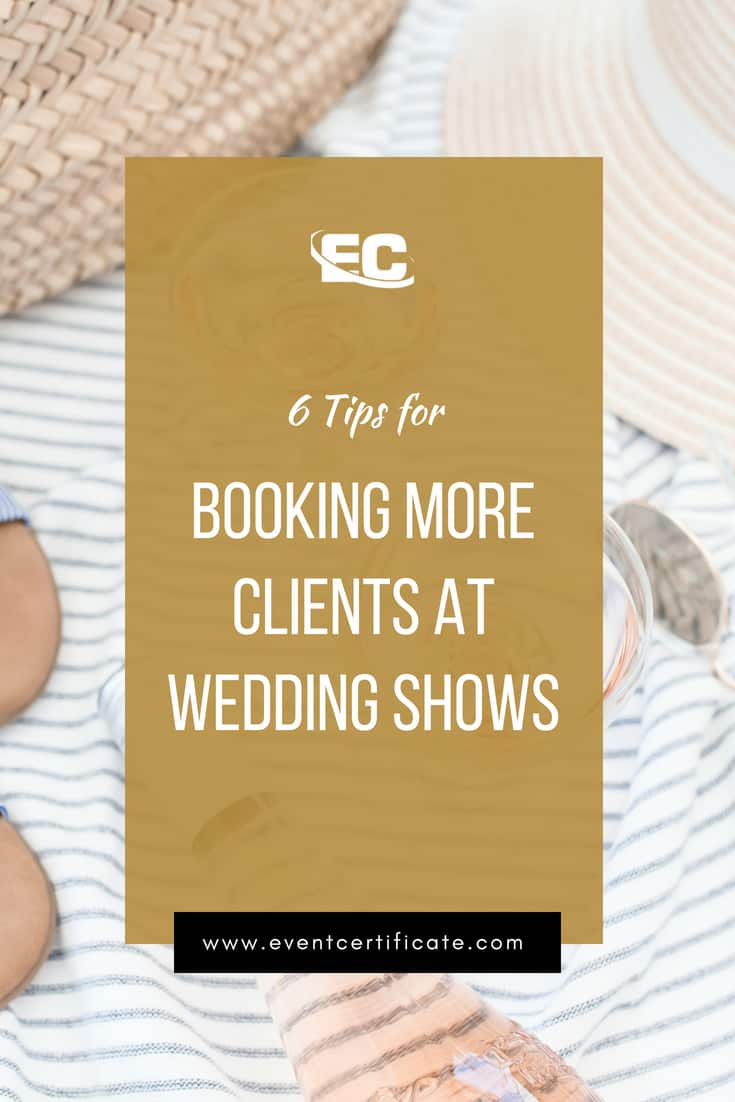 wedding shows pinterest